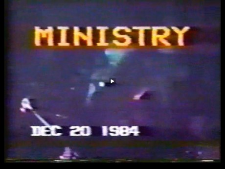 Ministry at EXIT in Chicago,1984 | Straight To Video