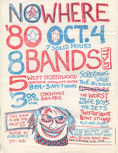 Nowhere 80