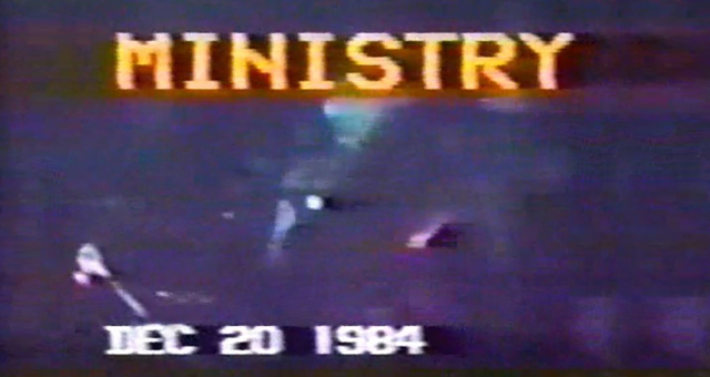 Ministry at EXIT in Chicago,1984